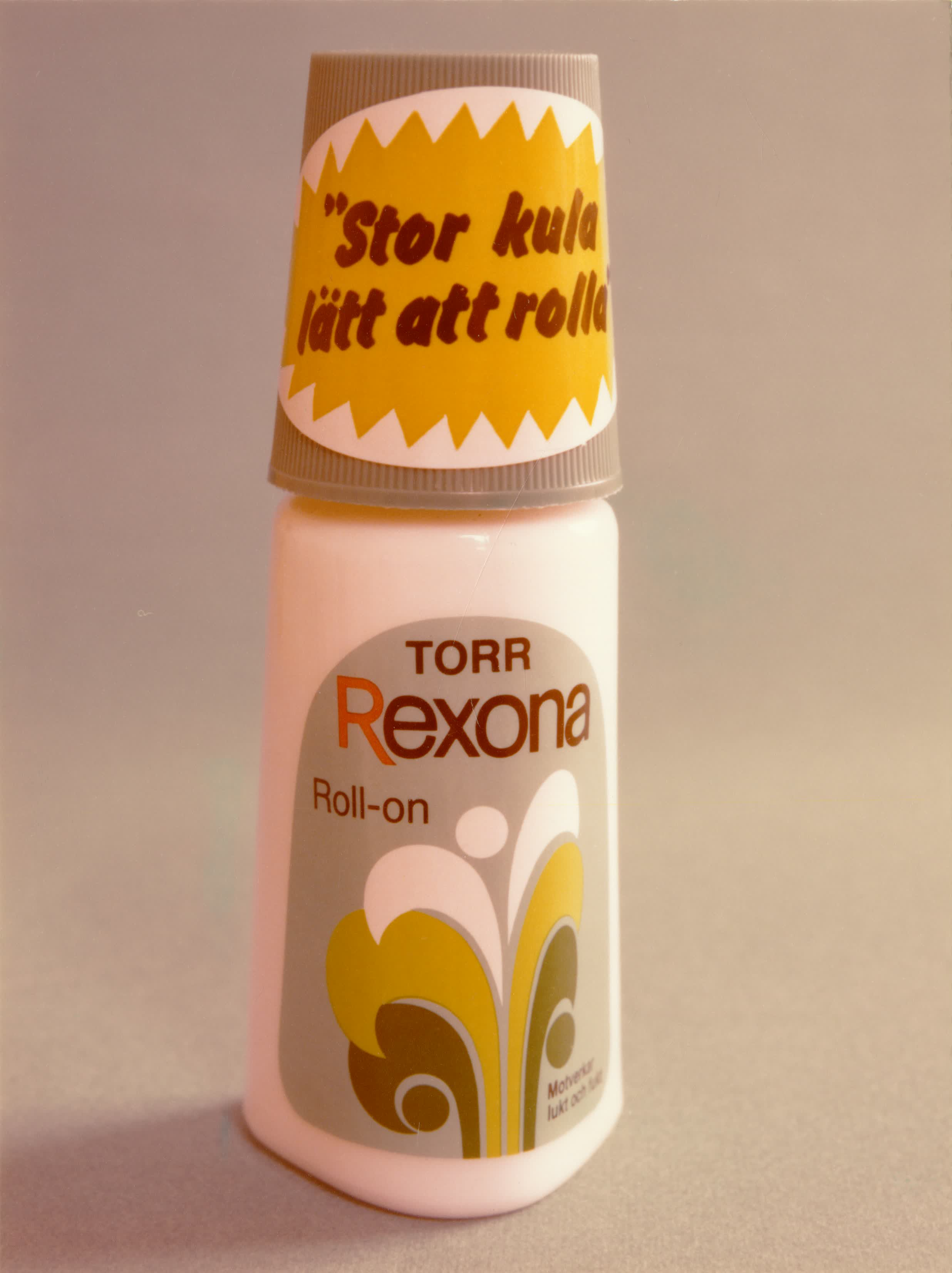 Transpirationsmedel. Rexona Roll-on 60 ml.